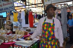 Rosyln's Brixton Market