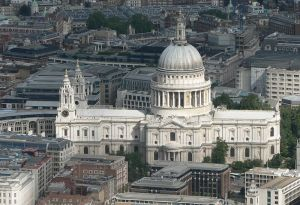 St Paul's top