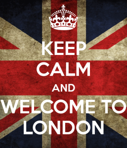 Keep Calm & Welcome