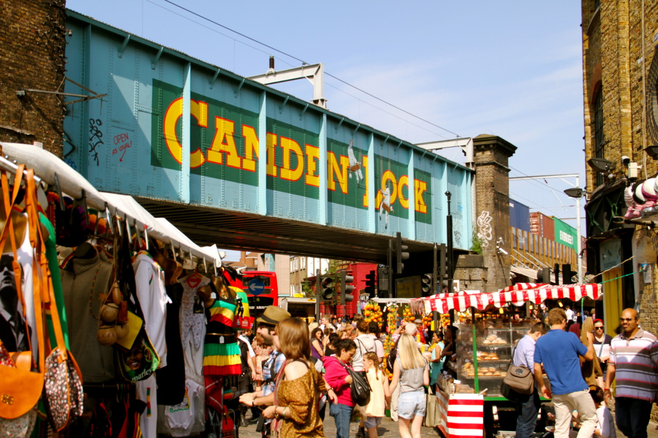 Camden market bu study abroad london blog for The camden