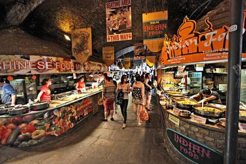 CamdenMarketFood