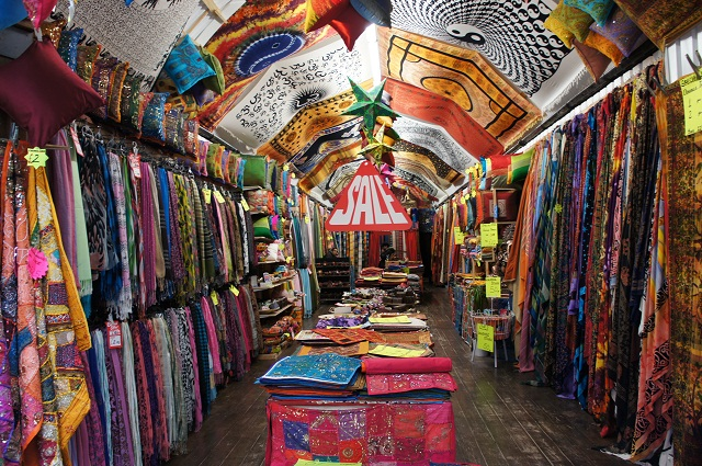 Camden Market « BU Study Abroad London blog