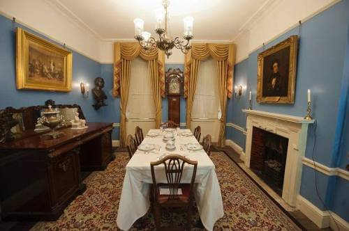 Dickens Museum Dining Rm