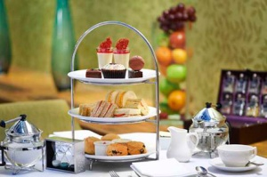 Afternoon Tea @ the Hilton Green Park