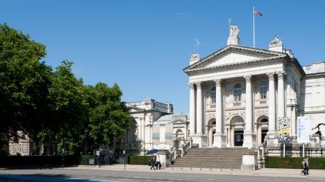 Tate Britain Exterior