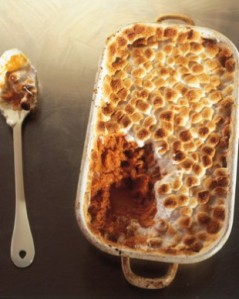 Sweet Potato & Marshmallow; photo courtesy of Nigella Lawson