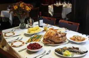 Thanksgiving  Dinner Catered