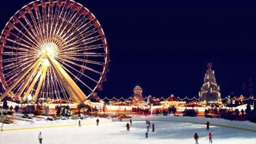 Winter Wonderland; photo courtesy of Visit London